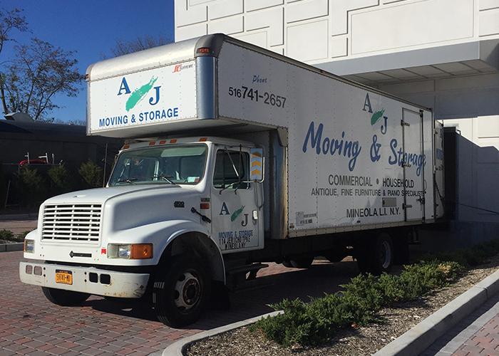 A&J Moving & Storage