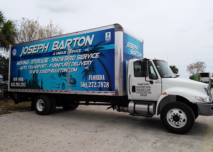 Joseph Barton Moving