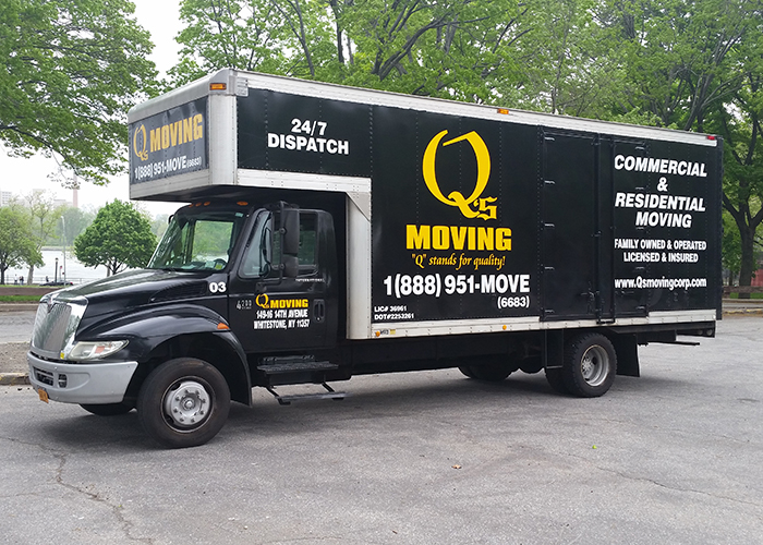 Qs Moving Company